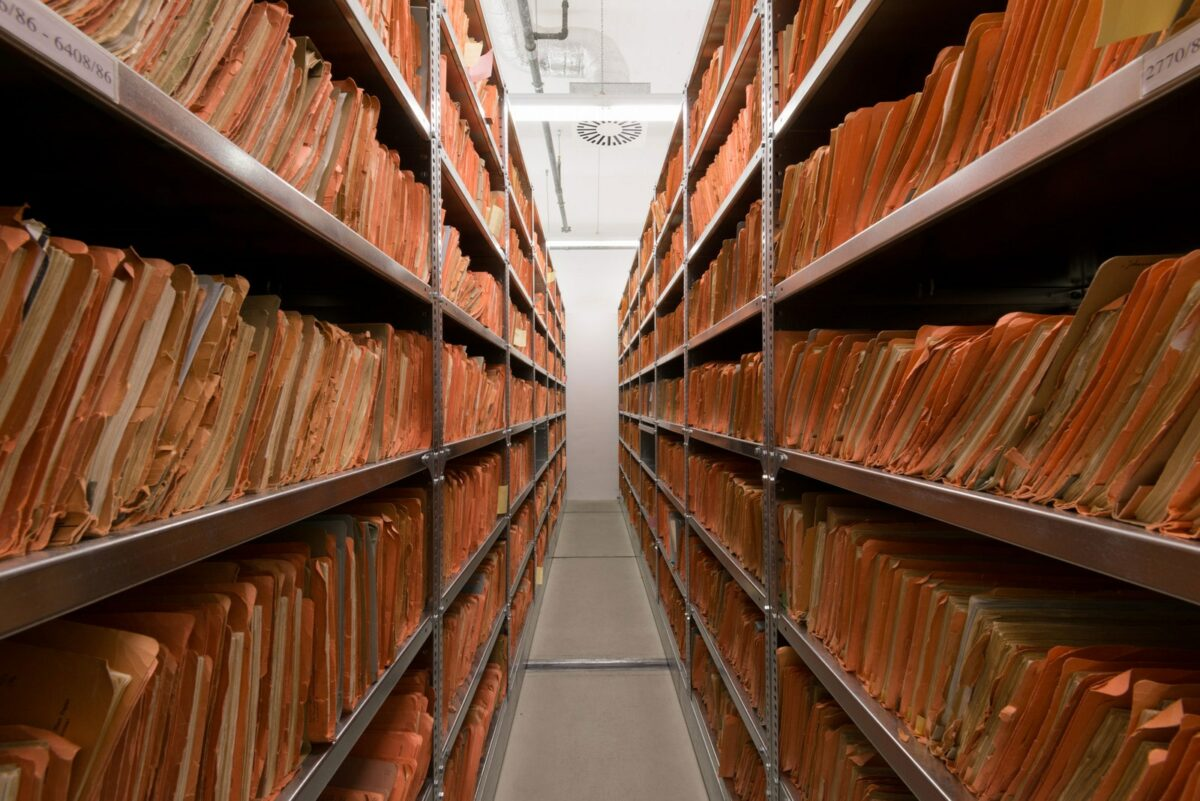 East German Stasi Archives